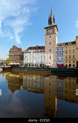 Czech Republic, Prague, Smetana Museum - Stock Photo