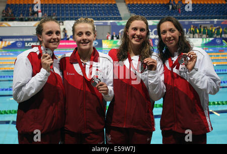 Swimming - 2014 Commonwealth Games - Team Scotland ...