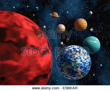 real images of distant planets - photo #25