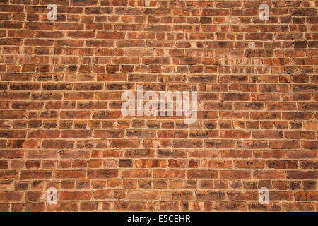 Vintage brickwork abstract pattern, red brick wall, background concept in Pennsylvania, USA, United States, vintage - Stock Photo