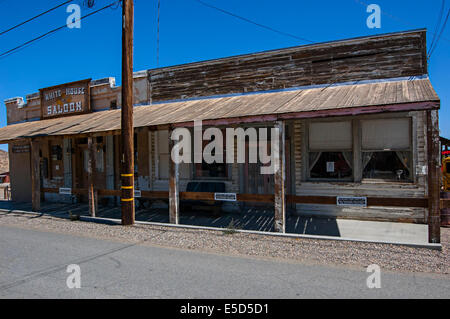 Usa Old Western Architecture Stock Photo Royalty Free