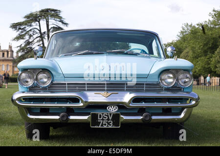 American automobile marque DeSoto - Stock Photo