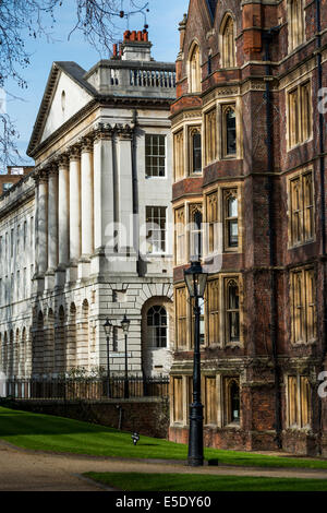 The Honourable Society of Lincoln's Inn is one of four Inns of Court in London to which barristers of England and - Stock Photo