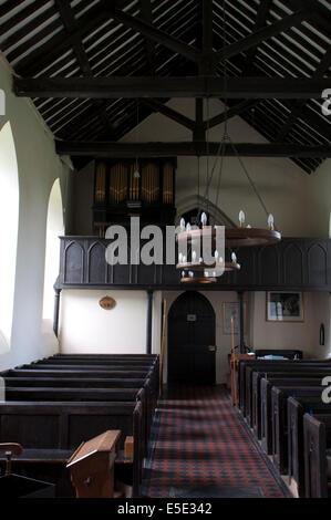 St Mary`s Church, Ardley, Oxfordshire, England, UK - Stock Photo