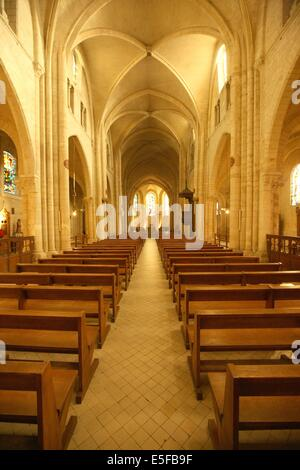 France, ile de france, paris 18e arrondissement, montmartre, eglise saint pierre de montmartre, religion, - Stock Photo