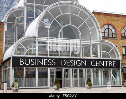 Business Design Centre (Formerly The Royal Agricultural Hall), Islington, London, England, UK - Stock Photo