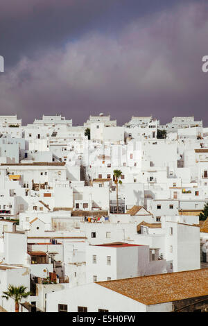 Vejer de la Frontera Cadiz Province Andalusia Spain - Stock Photo