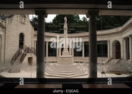 Museum at the South African National Memorial at Delville Wood - Stock Photo
