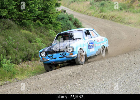 ford escort mk1 rally car at oulton park motor racing circuit near stock photo royalty free. Black Bedroom Furniture Sets. Home Design Ideas
