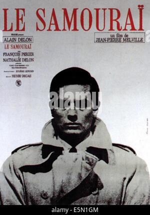 ALAIN DELON LE SAMOURAI (1967 Stock Photo: 30922977 - Alamy