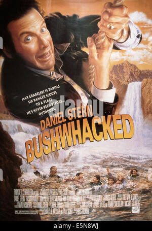 BUSHWACKED, Daniel Stern, 1995, TM & Copyright © 20th Century Fox Film Corp./courtesy Everett Collection - Stock Photo