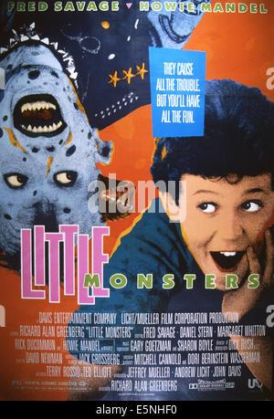 Howie mandel little monsters