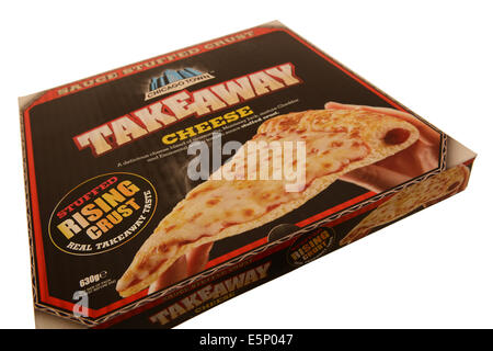 Chicago Town Pizza - Stock Photo