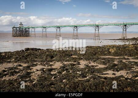 The Pier, Clevedon, Somerset, England, United Kingdom, Europe