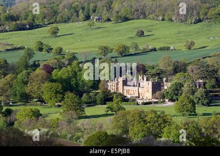Sudeley Castle, Winchcombe, Cotswolds, Gloucestershire, England, United Kingdom, Europe - Stock Photo