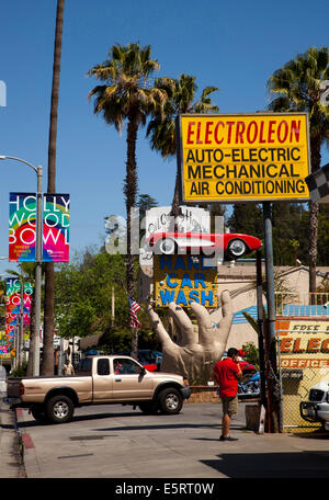Car Wash Melrose And Western