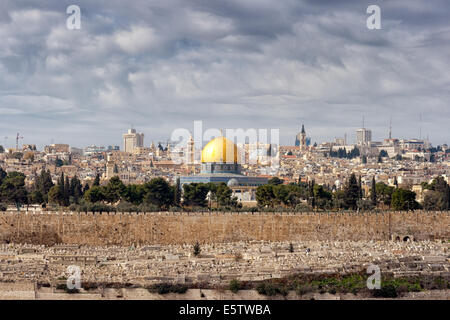 Jerusalem, Israel - Stock Photo