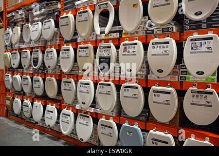 Home Depot Bathroom Display Stock Photo, Royalty Free Image ...