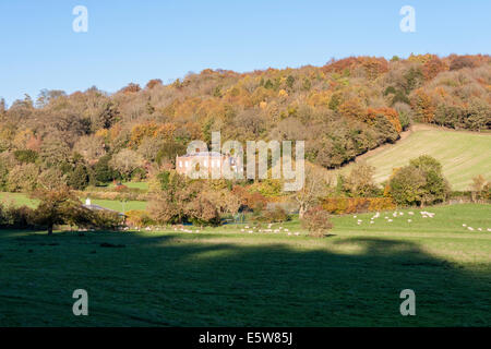 Kenricks, former Rectory of Hambleden, Buckinghamshire, England, GB, UK. - Stock Photo