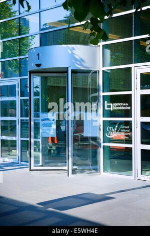 Biomedicine agency - Stock Photo