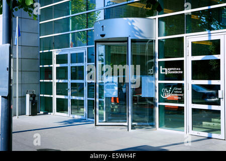 Biomedicine agency - Stock Photo