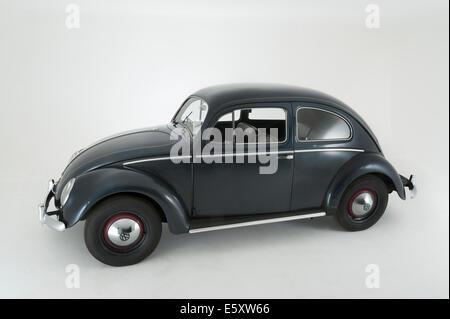 1953 Volkswagen Beetle Export - Stock Photo