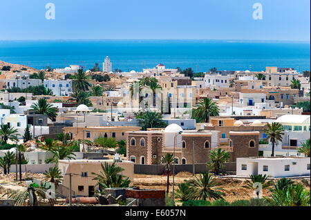 Africa, North Africa, Maghreb, South Tunisia, Djerba island. Guellala. - Stock Photo