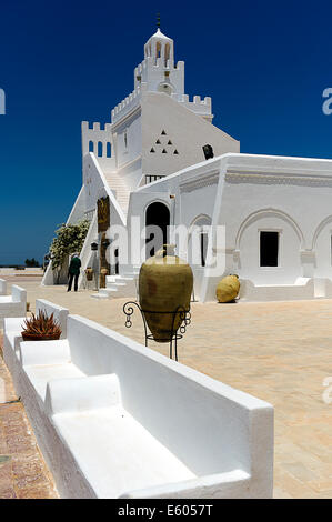 Africa, North Africa, Maghreb, South Tunisia, Djerba island. Guellala. Museum. - Stock Photo