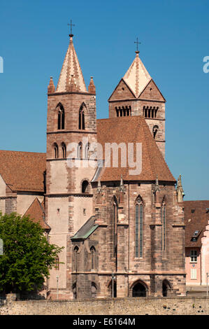 St. Stephan's Cathedral, Breisach am Rhein, Baden-Württemberg, Germany - Stock Photo