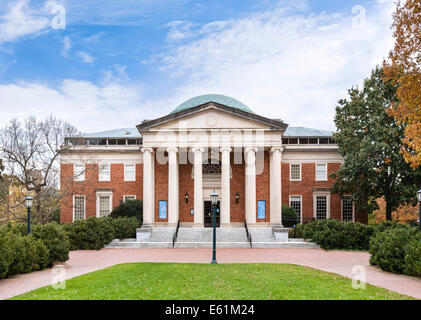 The Morehead Planetarium and Science Centre, University of North Carolina at Chapel Hill, North Carolina, USA Stock Photo