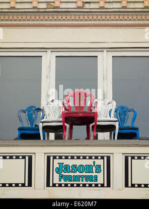 Lovely Jasonu0027s Furniture Store In New London CT   Stock Photo