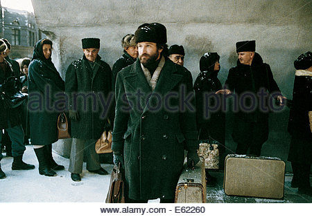 Moscow on the Hudson (1984) -  ROBIN WILLIAMS. Courtesy Granamour Weems Collection.  Editorial use only.  Licensee - Stock Photo