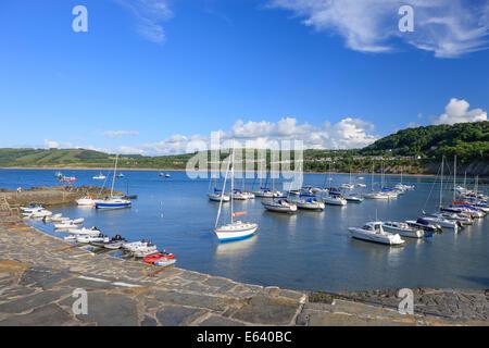 Newquay Ceredigion Wales - Stock Photo