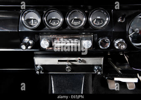 Mk Mark One Ford Cortina Gt Dash Board Dials And Mw Radio