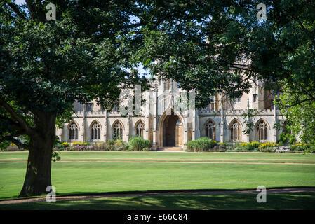 St John's College, Cambridge, England, UK