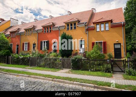 Gartenstadt Falkenberg Housing Estate, Also Tuschkastensiedlung