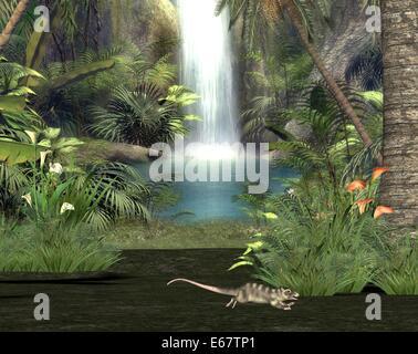 Pterodactylus / Pterodactylus - Stock Photo