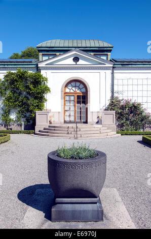 Prins Eugens Waldemarsudde, museum and galley, former home of Prince Eugen, Djurgården, Stockholm, Stockholm County, - Stock Photo