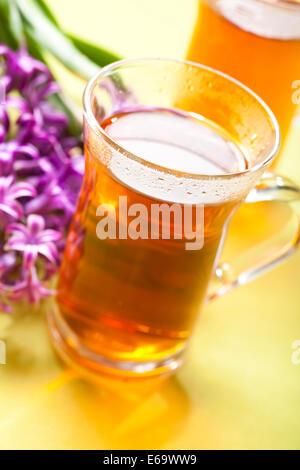 tea,rooibos tee - Stock Photo