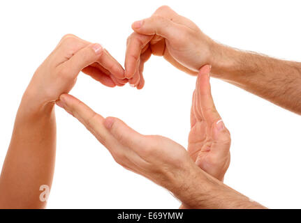 love,heart,together - Stock Photo