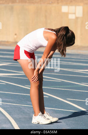 sports,fitness,exhausted,sportswoman,running - Stock Photo