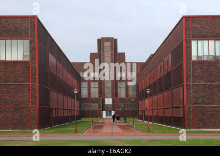 Essen Nordrhein Westfalen  Zollverein  Zeche - Stock Photo