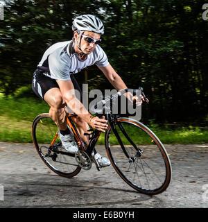 sports,fitness,cyclists,triathlete - Stock Photo