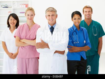nurse,medical team - Stock Photo