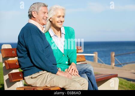 senior,older couple - Stock Photo