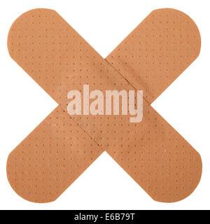 adhesive bandage,plaster - Stock Photo