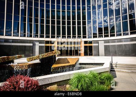 National Association of Broadcasters Headquarters, 1771 N Street NW, Washington DC - Stock Photo