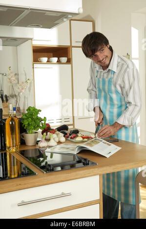 cooking,kitchen,hobbie cooking - Stock Photo