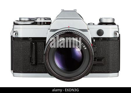 retro photo camera - Stock Photo