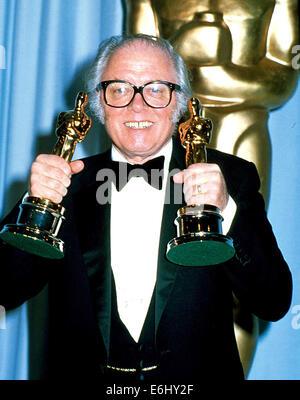 RICHARD ATTENBOROUGH (Aug. 29, 1923 - Aug. 24, 2014) was an English actor, film director, producer and entrepreneur. - Stock Photo